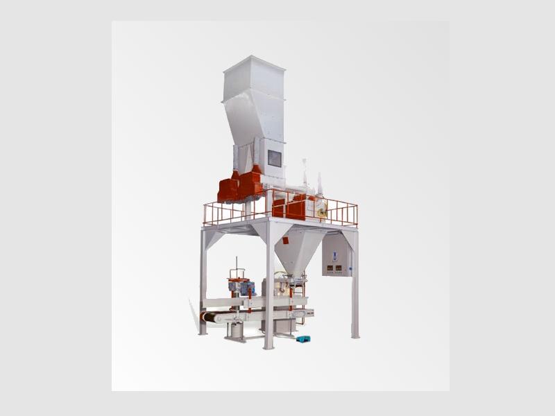 25-50 KG Çiftli Un Paketleme Makinesi