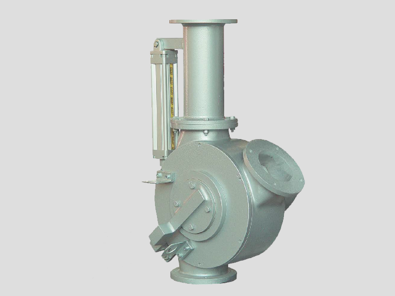Pneumatic Diverting Clappet